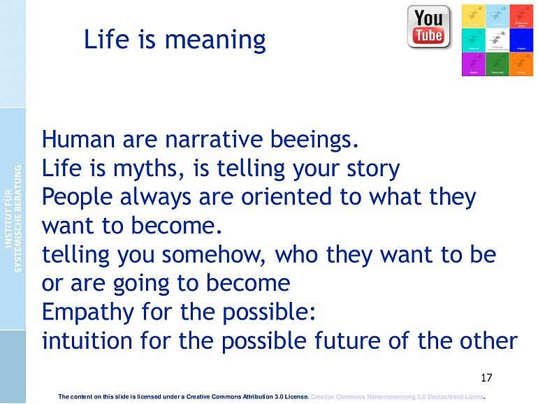 Life is meaning